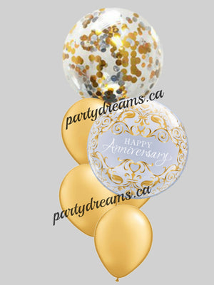 Anniversary Balloon Bouquet #AB3