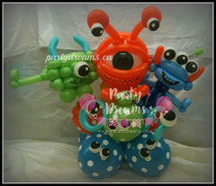Character Balloon Centerpiece (Medium) #SB162812