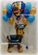 paw patrol balloon bouquets surrey