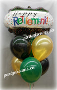 Retirement Balloon Bouquet #RB01