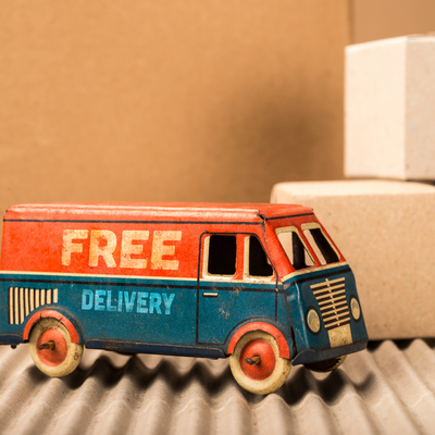 New for New Year: Free Shipping Both Ways!