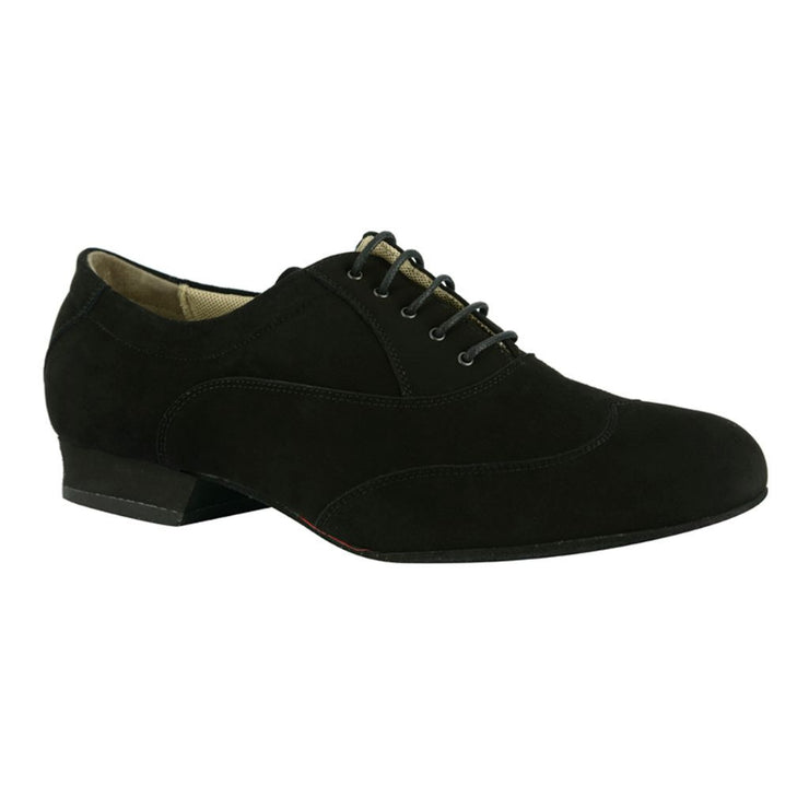 100 - Camoscio Nero | Axis Tango - Best Tango Shoes