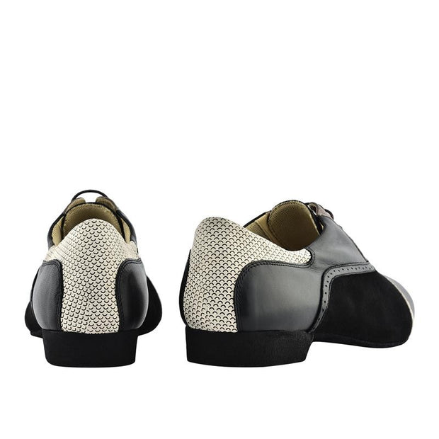 105 - Nero Tortora | Axis Tango - Best Tango Shoes