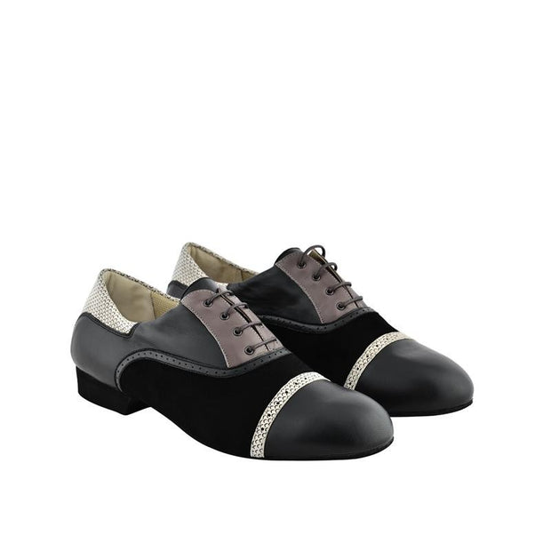 105 - Nero Tortora - Display-Tangolera- Axis Tango - Best Tango Shoes