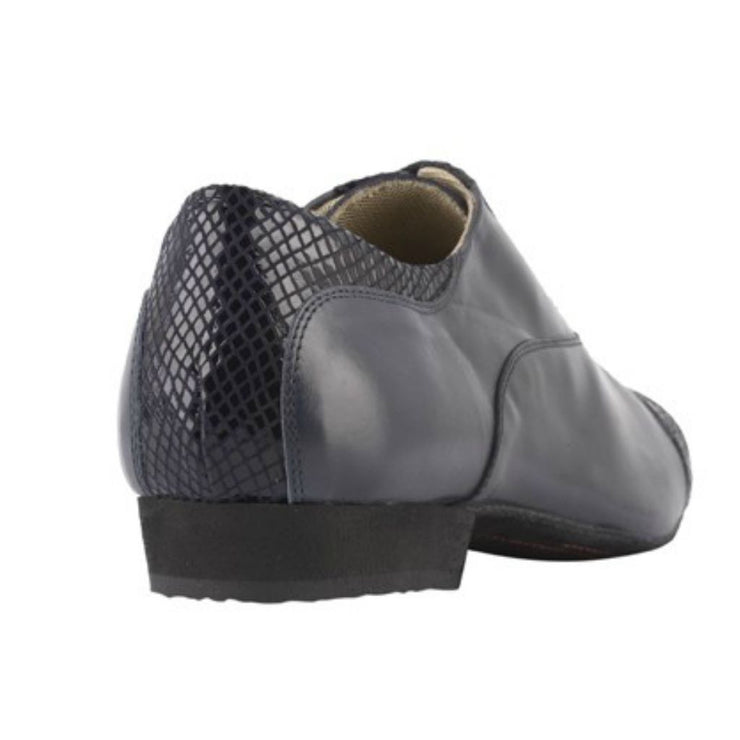 105 - Blu Notte | Axis Tango - Best Tango Shoes