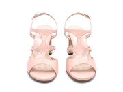 Ramona Street - Pink Leather 75-Madame Pivot- Axis Tango - Best Tango Shoes