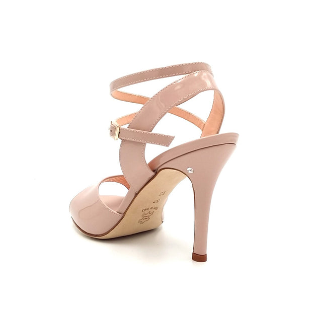 Chantal DUS - Pink Pearl Patent-Madame Pivot- Axis Tango - Best Tango Shoes