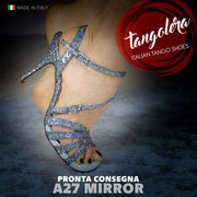 Alessandria - Mirror (8cm) | Axis Tango - Best Tango Shoes