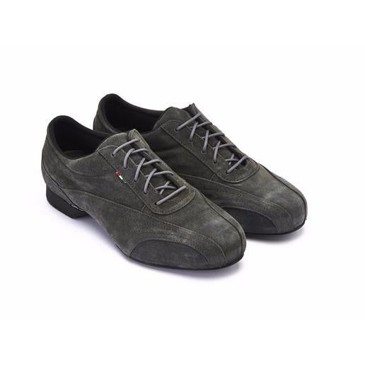 Sneaker - Anthracite Suede
