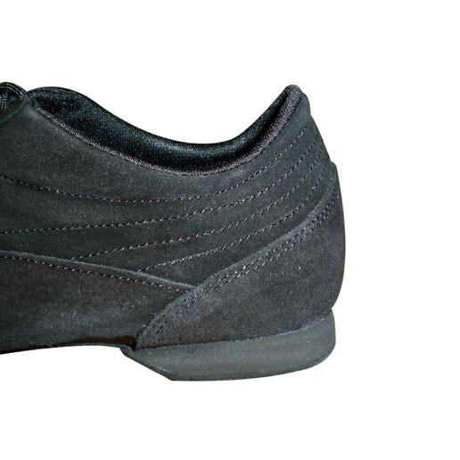 Sneaker - Black Suede | Axis Tango - Best Tango Shoes