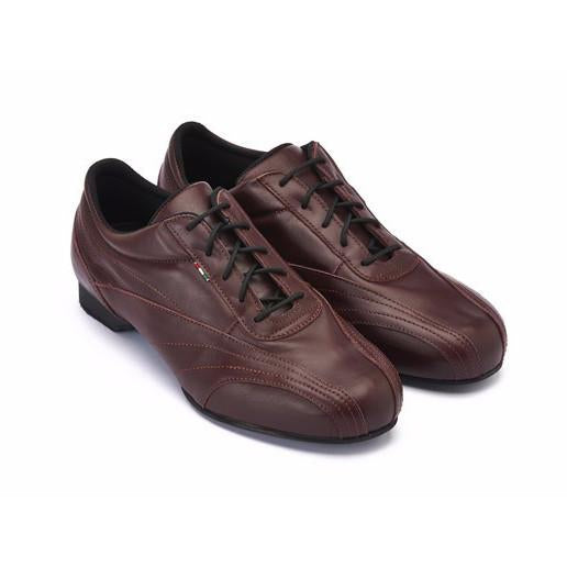 Sneaker - Wine Leather | Axis Tango - Best Tango Shoes