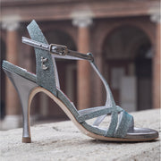 Bari - Iridescent Sky 70, 90-Tangolera- Axis Tango - Best Tango Shoes