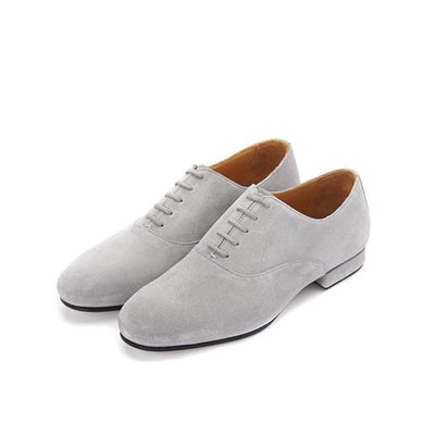Francesina - Grey Suede by Monsieur Pivot - Imported from Italy, Argentina and beyond: best tango shoes and tango apparel. Beautiful, comfortable, premium quality!