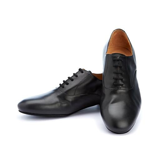 Francesina - Black Leather - Axis Tango | Best Tango Shoes