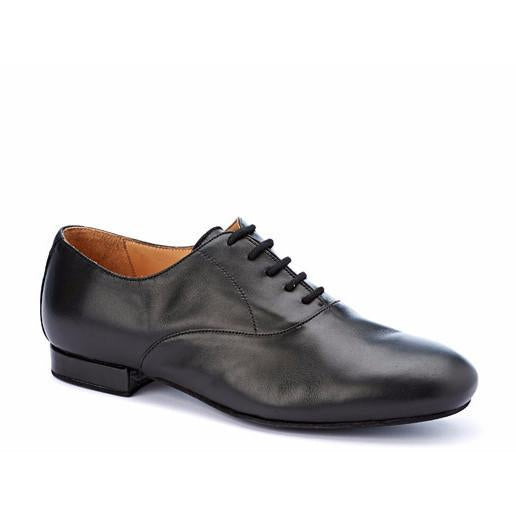 Francesina - Black Leather | Axis Tango - Best Tango Shoes