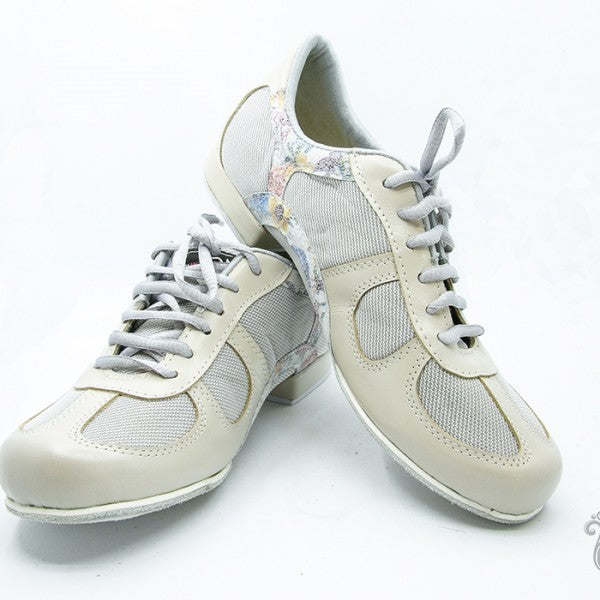 Adri - Cream Leather 20-DNI- Axis Tango - Best Tango Shoes