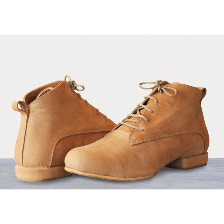 Gonchi - Caramel Suede 20-DNI- Axis Tango - Best Tango Shoes