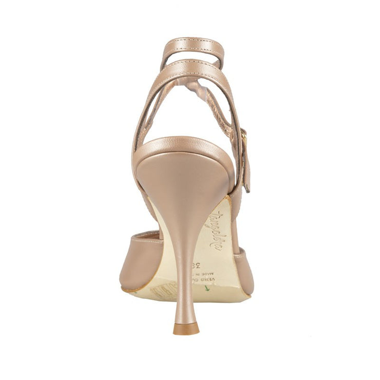 Enna CL - Desert Leather 70, 90-Tangolera- Axis Tango - Best Tango Shoes