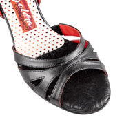 Catania CL - Black Leather 70, 90-Tangolera- Axis Tango - Best Tango Shoes