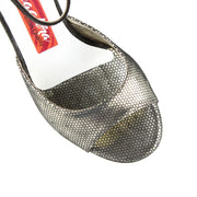 Siena - Basic Black Dots (8cm) | Axis Tango - Best Tango Shoes
