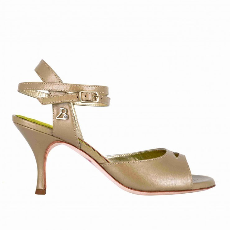 Asti BCL - Tan Leather 60, 90-Tangolera- Axis Tango - Best Tango Shoes