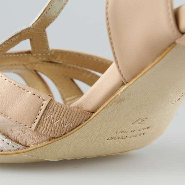 Catania - Nude Nappa Leather 90 | Axis Tango - Best Tango Shoes
