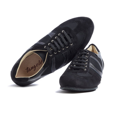 Rimini - Black by Bandolera (now Tangolera) - Imported from Italy, Argentina and beyond: best tango shoes and tango apparel. Beautiful, comfortable, premium quality!