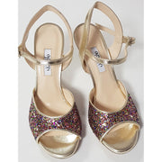 Corrientes - Glitter Medley 50, 60, 70, 80-Galupi- Axis Tango - Best Tango Shoes