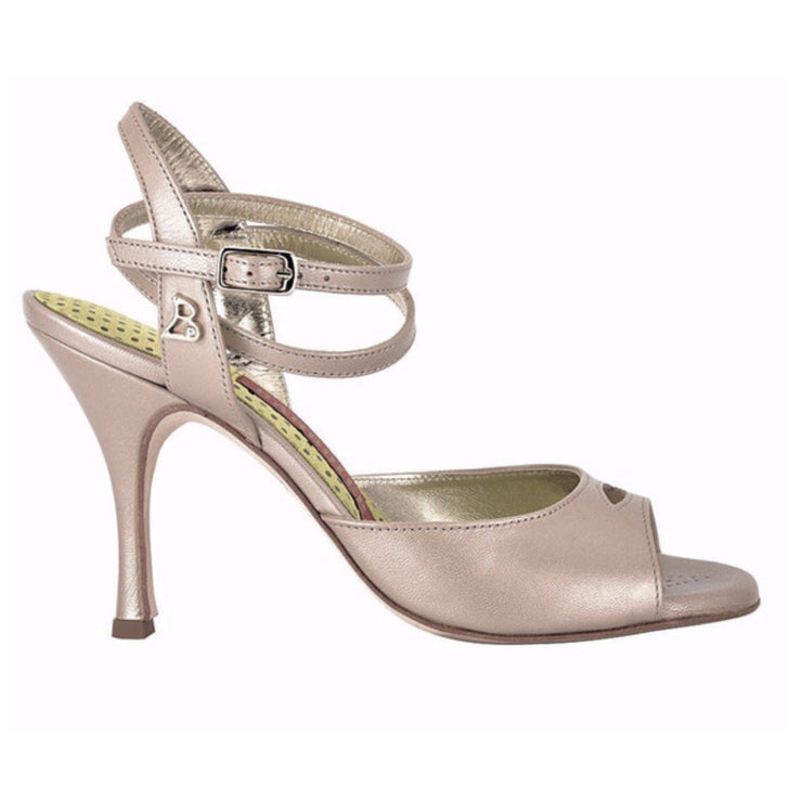 Asti BCL - Tan Leather 90 | Axis Tango - Best Tango Shoes