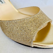 Belen - Gold-Paso de Fuego- Axis Tango - Best Tango Shoes