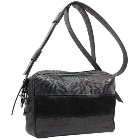 Plinio Visona Ammazonia Handbag in Haircalf - GL Shops