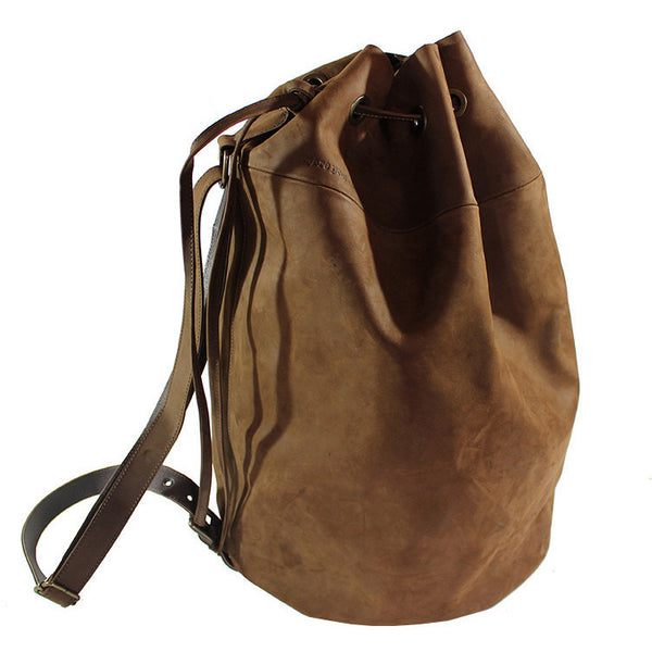 Kjore Project Leather Slight Backpack - GL Shops