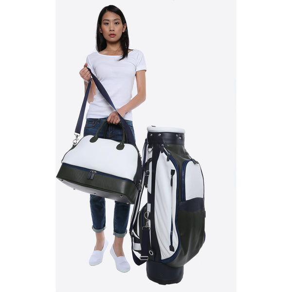 Terrida-Atleta Green Golf Set - Golf Bag - Portascarpe Duffel -Pouch - GL Shops