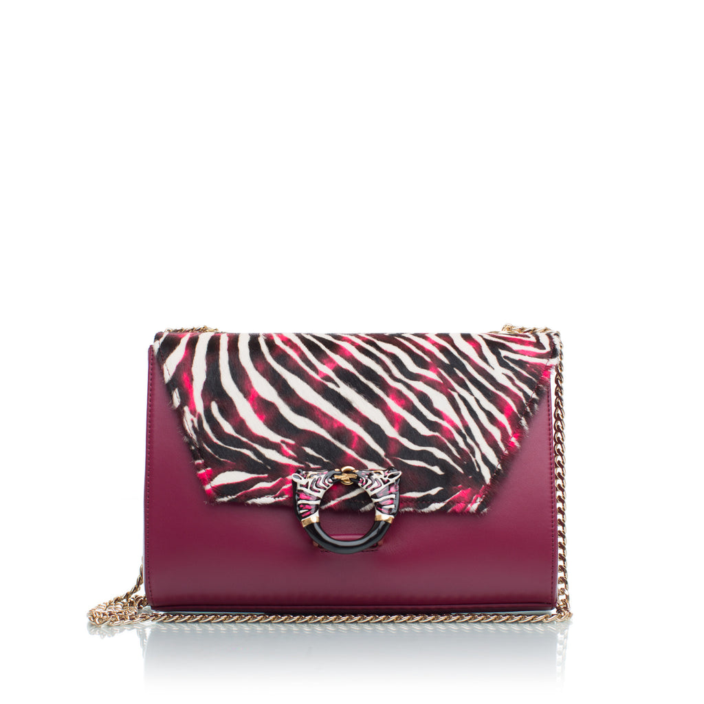 Lalita Ltd. Edition Crossbody Bag in Zebra