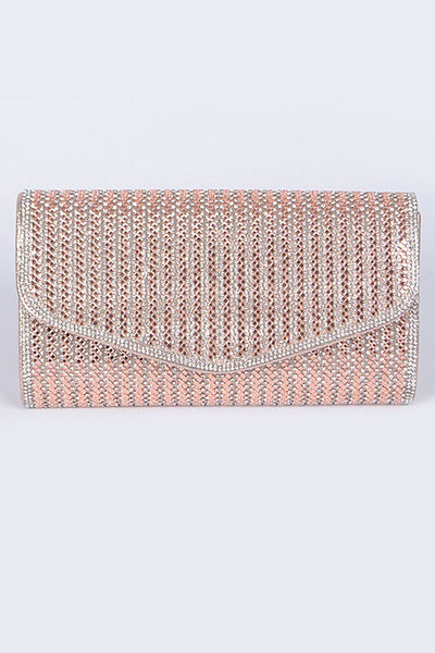Fiesta Time Sparkle Clutch Bag