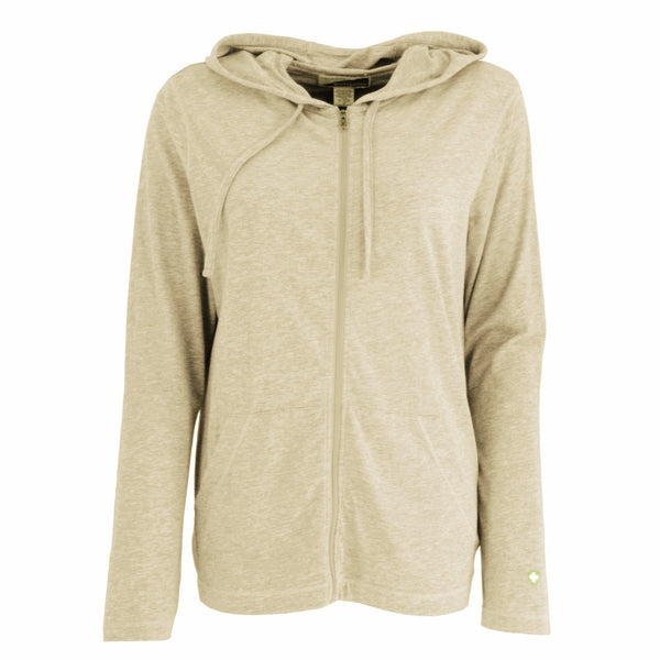 Women's Bug Free Jersey Full Zip Hoody
