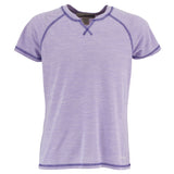 Girl's Bug Free Notch Short Sleeve Tee