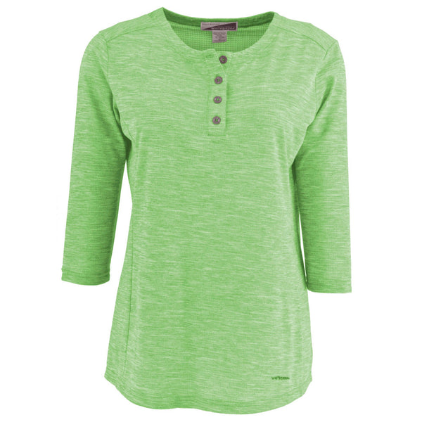 Women's Bug Free Trail  3/4 Sleeve Henley