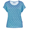 Women's Tangier Short Sleeve Top - Printed