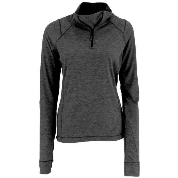 Women's Pebble Peak Wool Quarter Zip