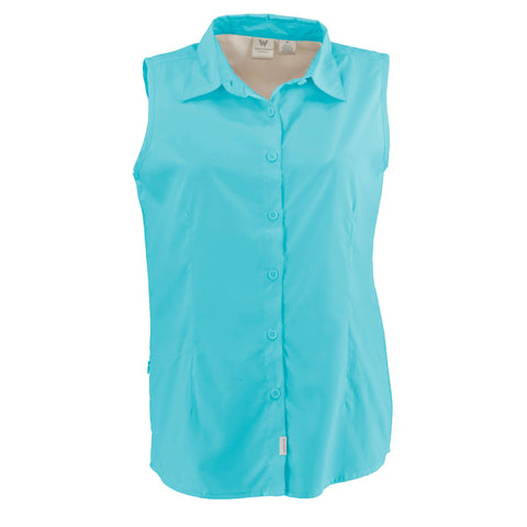 Women's Gobi Desert Sleeveless Shirt - Sale