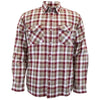 Men's Coyote Creek Flannel Plaid Shirt