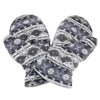 Youth Cozy Reversible Fleece Mittens