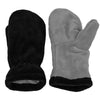 Women's Cozy Reversible Fleece Mittens