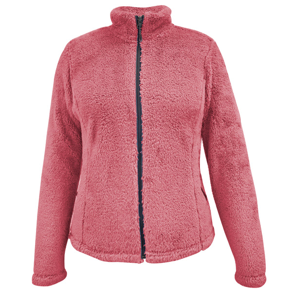 Women's Wooly Bully Fleece Jacket