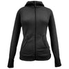Women's Blacktail Fleece Hooded Jacket