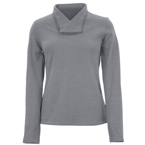 Women's Blacktail Snap-Neck Fleece Pullover - 1X, 2X, 3X