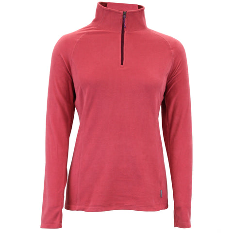 Women's Alpha Beta Fleece Quarter Zip