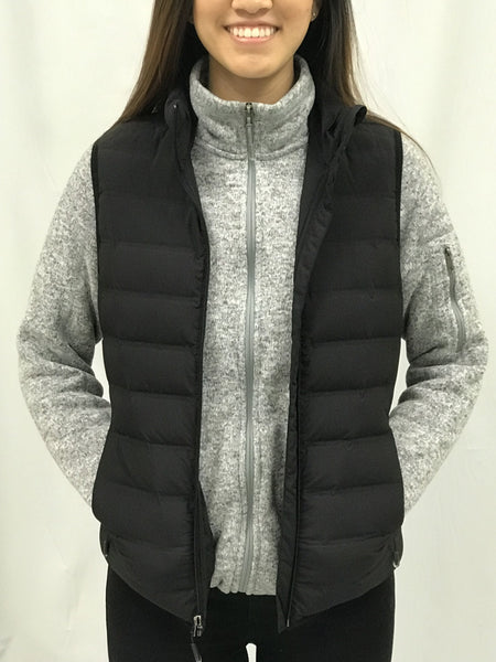 Women's Sierra Summit No-Sew Down Vest