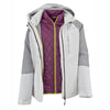 Women's Trifecta Jacket - White Sierra
